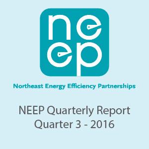 2016 Quarterly Report - Q3