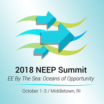 2018 NEEP Summit EE By The Sea October 2-3 Middletown RI