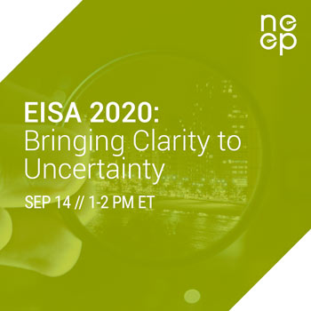 EISA 2020: Bringing Clarity to Uncertainty