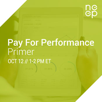 Pay for Performance Primer
