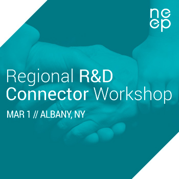 Regional R&D Connector Workshop