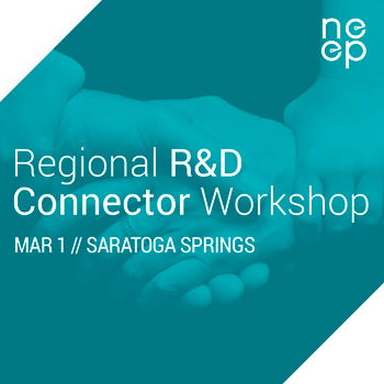 2018 Northeast Regional R&D Connector Workshop