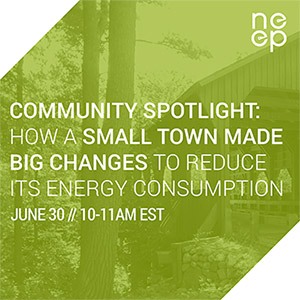 Community Spotlight: How A Small Town Made Big Changes To Reduce It's Energy Consumption