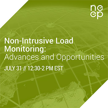 Non-Intrusive Load Monitoring Webinar