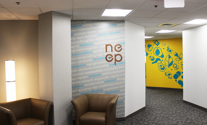NEEP entry way