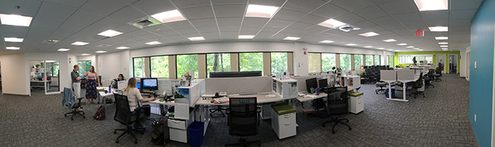 NEEP office panorama
