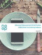 Advanced Measurement & Verification (M&V) Brief: An Evolving Industry