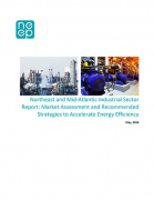Northeast and Mid Atlantic Industrial Sector Report Market Assessment