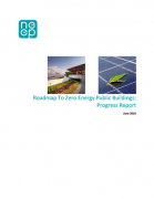 Roadmap to Zero Energy Public Buildings Progress Report