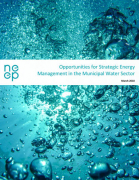 Opportunities for Strategic Energy Management in the Municipal Water Sector