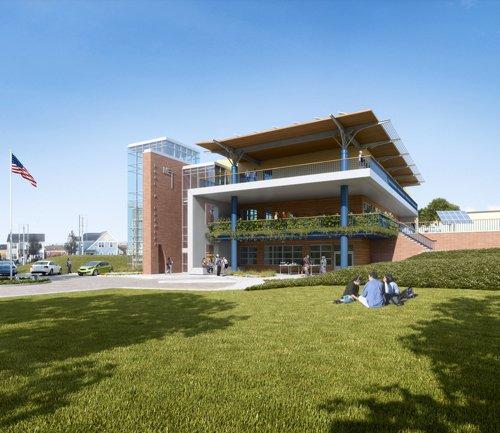 East Bay MET School, Newport RI