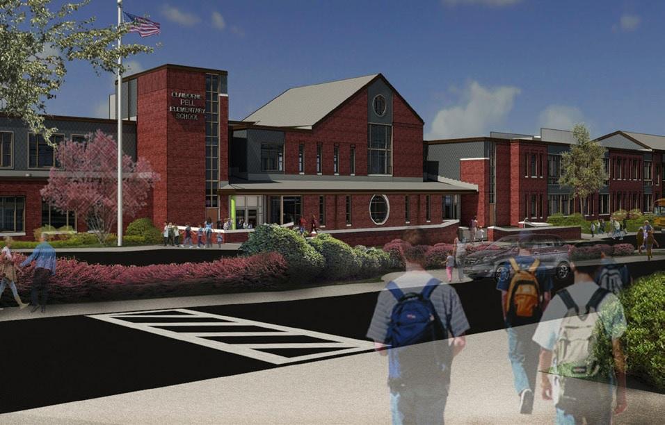 Claiborne Pell Elementary School, Newport RI